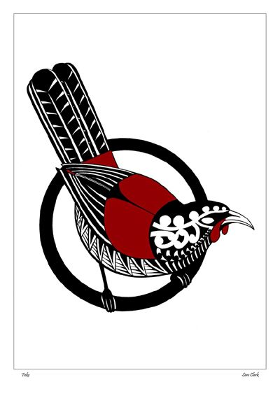 Maori Design by Sam Clark