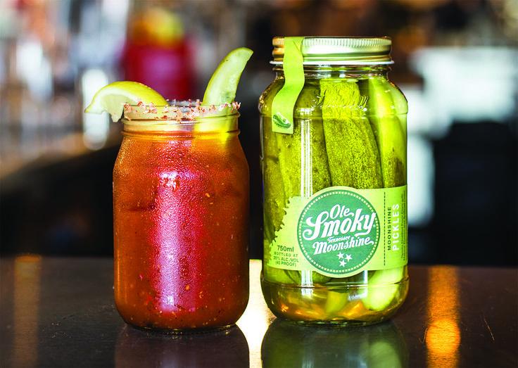 Pickle juice is wildly popular as a salty