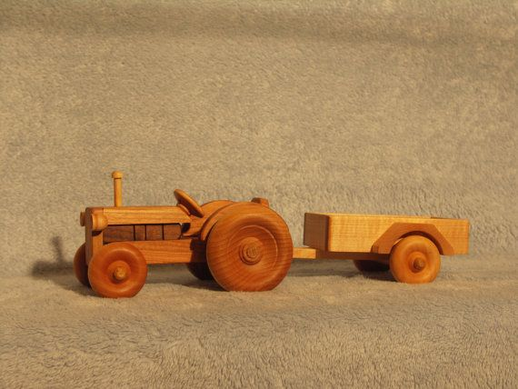The tractor Zetor 25 by janloch on Etsy, $50.00
