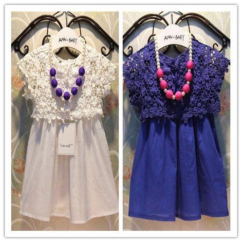 Ху солнце новый 2014 летней девушки блузки и рубашки короткие рукава кружева выдалбливают девушки блузки US $43.86