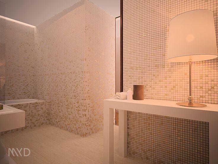 HOTEL ADEF Algeria . Argélia \ 3D visualization \ Hotel Room Model \ MYD DESIGN STUDIO   #designdeinteriores #hotelroom #minimalist #3dvisualization #bathroom #contemporary #designspaces #design #interiores
