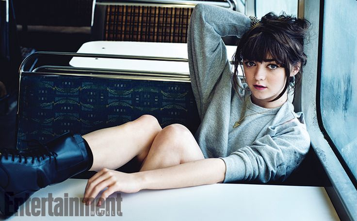 'Game of Thrones' star Maisie Williams speaks: The ultimate Arya interview | EW.com