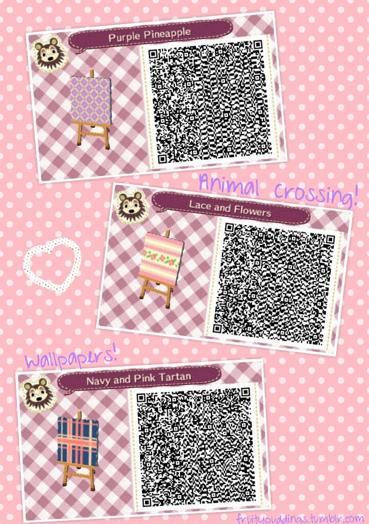 172 Best Animal Crossing Wall Pattern Images On Pinterest