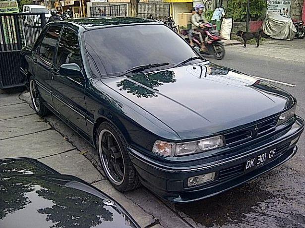 Mitsubishi eterna GTi Lemans 1993