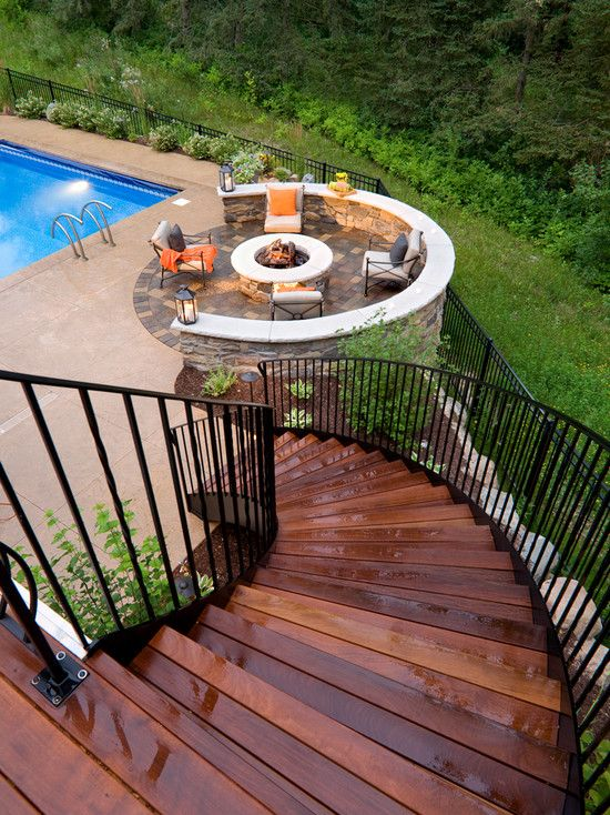 51 Best Images About Deck On Pinterest Wood Stamped