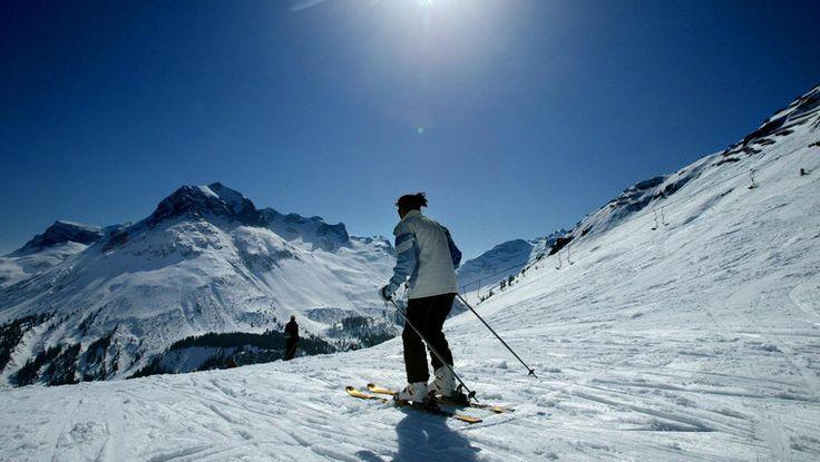 TROUW Sneeuw wordt een zeldzaamheid in de Alpen