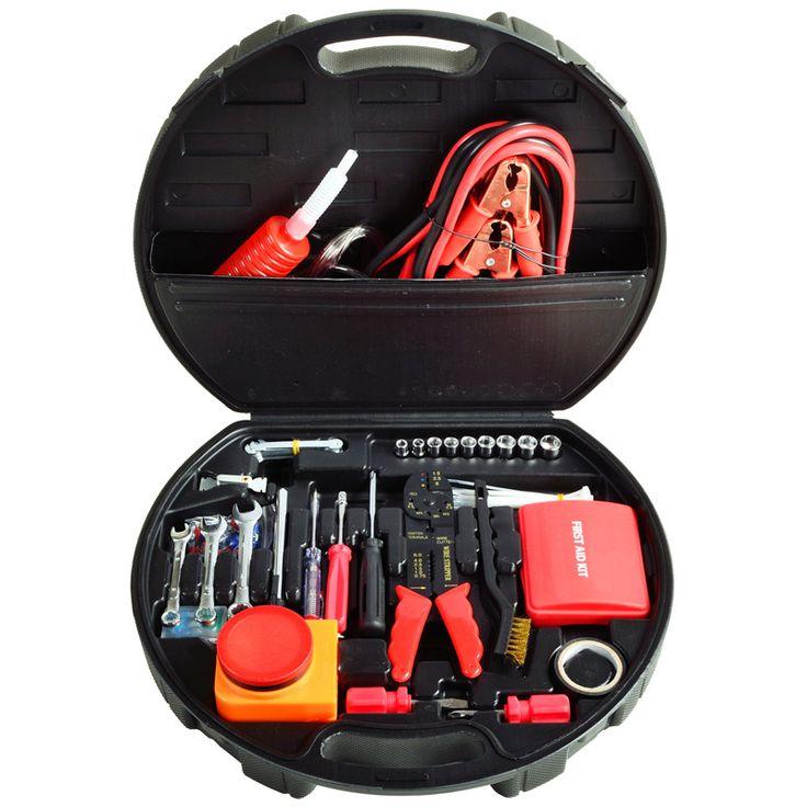 Deluxe Car Roadside Emergency Kit