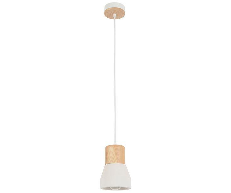 Monte 1 Light Pendant In Chalk Oak Lighting Pendant