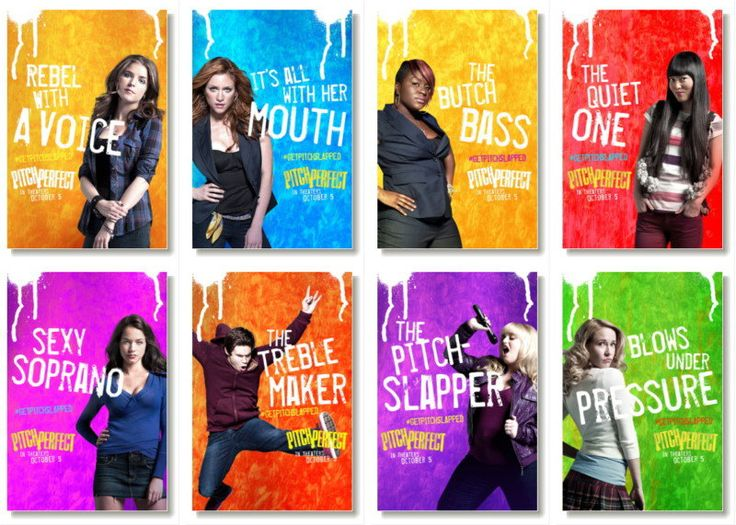 Pitch Perfect Movie Post...