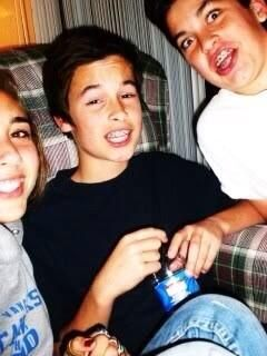 fetus kian I WISH HEEEE WASS STILL THIS AGE SO I CAN GO OUT WITH HIM !!!!!!!!!!!!