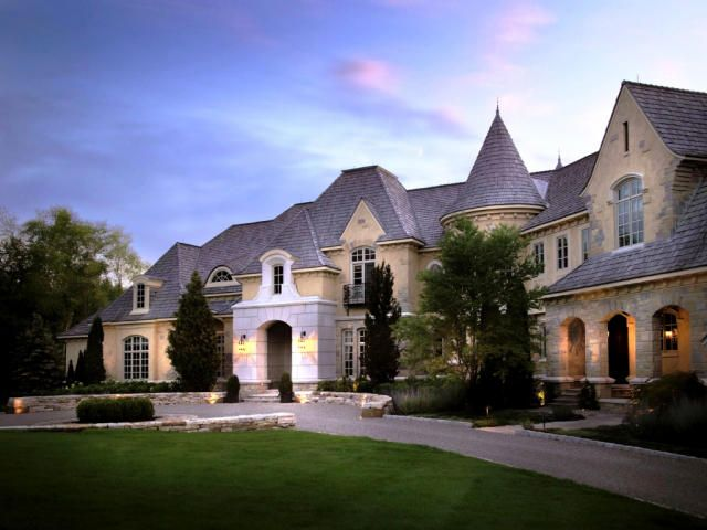 12 best rochester hills mi real estate images on for Mini mansion homes