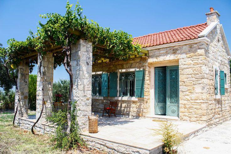 Cozy Country Cottage in Urla - Häuser zur Miete in Urla