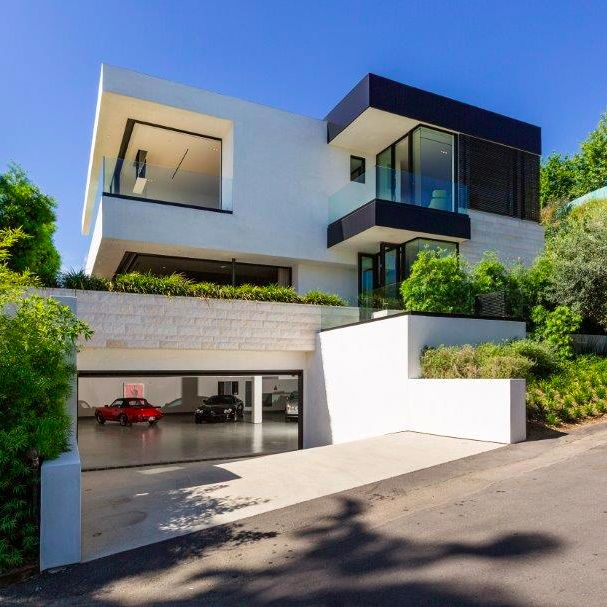 Luxury House In Los Angeles California: 13 Best Modern Mansion At 9133 Oriole Way, Los Angeles