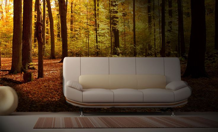 Woodland > Collezione Natural Instinct #wallpaper #mycollection #room #colour #design #home #office #living #wood #natural