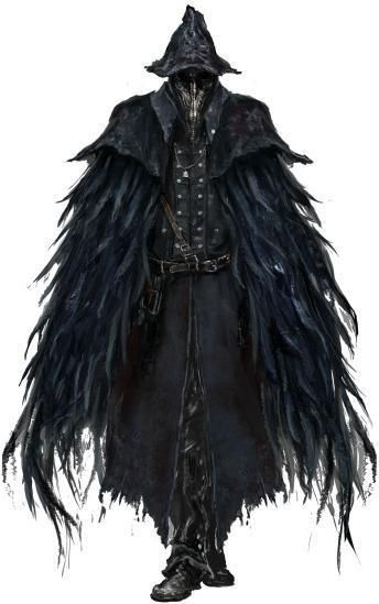 Characters / Bloodborne Secondary Characters | Bloodborne ...