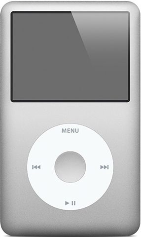 Apple iPod Classic 80GB Silver, B