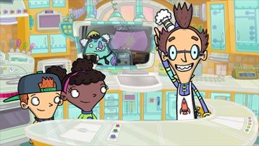 Fizzy's Lunch Lab | PBS Parents (cool series about healthy eating w/ great music videos & songs)