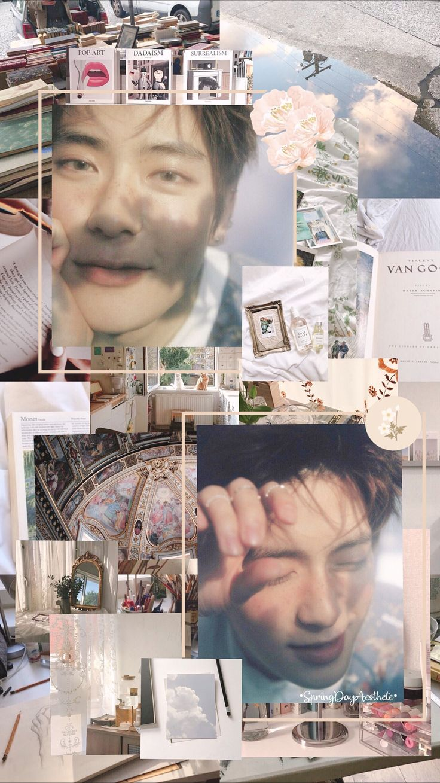 Jaehyun NCT Lockscreen Edit Kpop Kertas