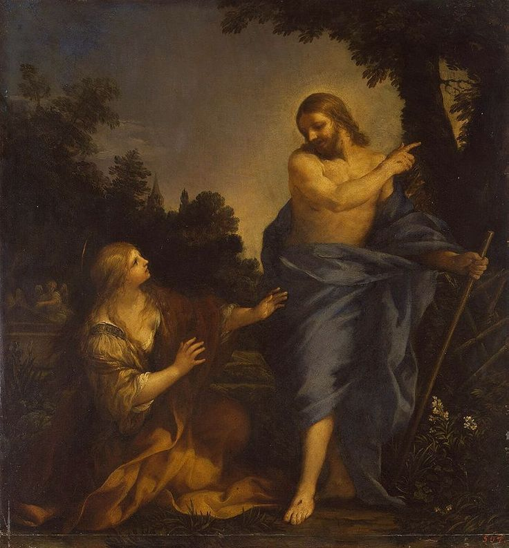 Pietro da Cortona, Christ Appearing to Mary Magdalene, 1640 to 1650