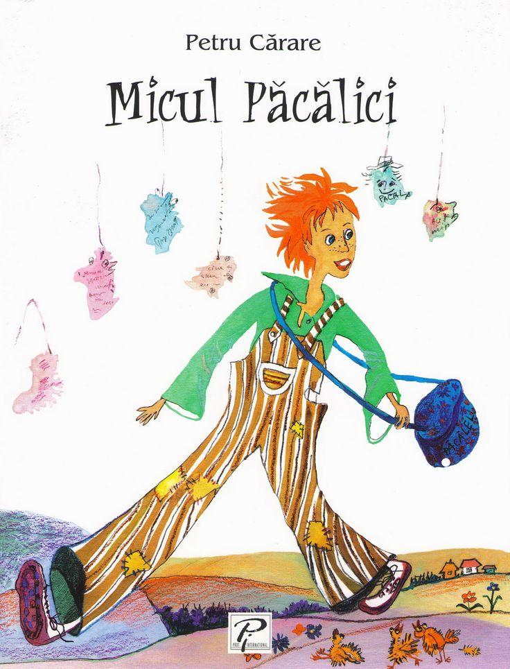 Micul Păcălic: Petru Cărare: 9789975697255 - Bestseller.md