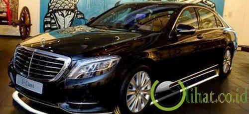 6 Mobil Dinas Menteri dari Masa Soekarno hingga Jokowi