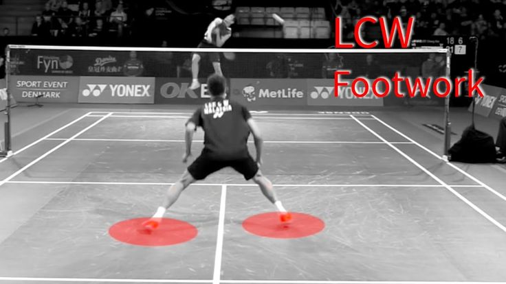 Lee Chong Wei - Super FOOTWORK step by step breakdown in Slow Motion.   Read the rest of this entry » http://badmintonracket.biz/lee-chong-wei-super-footwork-step-by-step-breakdown-in-slow-motion/ #Badminton, #BadmintonGrip, #BadmintonNet, #BadmintonRackets, #BestBadmintonRacket, #Grip, #Net, #Racket, #Raquets, #Shuttle, #Shuttlecock, #Yonex #BadmintonVideos
