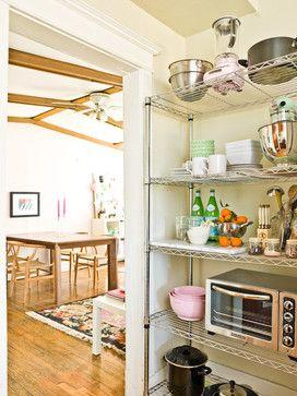 37 best Wire shelf ideas images on Pinterest | Kitchens, Wire ...