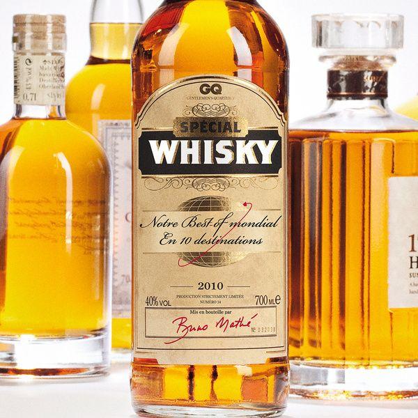 Les 10 meilleurs whisky du monde