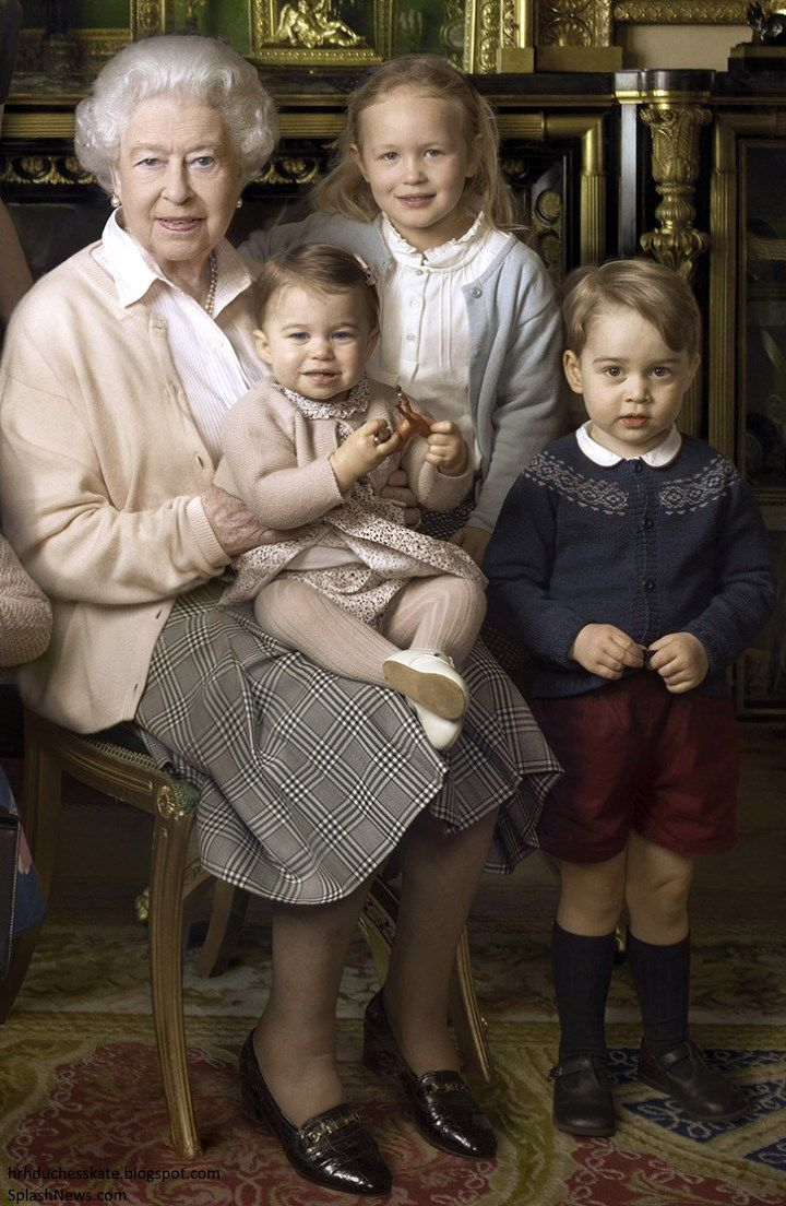 Duchess Kate: Princess Charlotte's Birthday Portraits Released