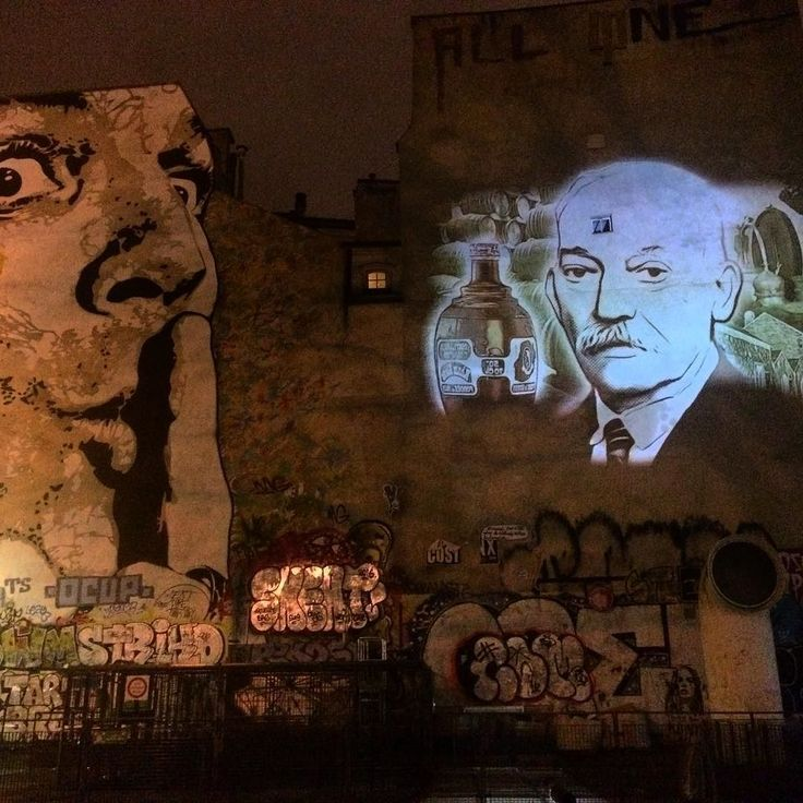 Hier soir on est partis à la découverte des secrets du rhum Isautier dans Paris grâce à un parcours street-art et light-painting ! C'était chouette on vous en parlera dans un article  #Paris #streetart #rhum #isautier #visite #fresque #pochoir #Beaubourg #projection #degustation #LaReunion #JulienNonnon by larevuey