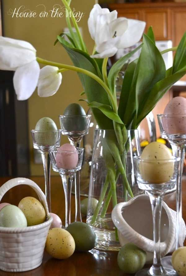 Easter is that kind of a holidayto celebrate a wonderful time with your family and friends, and it is also a great time to share and enjoy food. So I wanted to share with you our 30 creativediy easter tablescape ideasfor your Easter table, when you plan to create a sweet and simple Easter time. […]