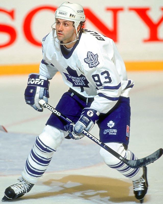 Doug Gilmour, Toronto Maple Leafs