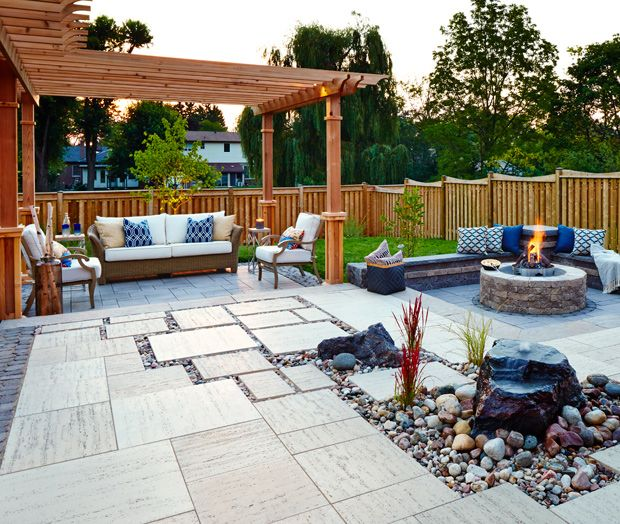 1000+ Ideas About Backyard Patio Designs On Pinterest | Patio
