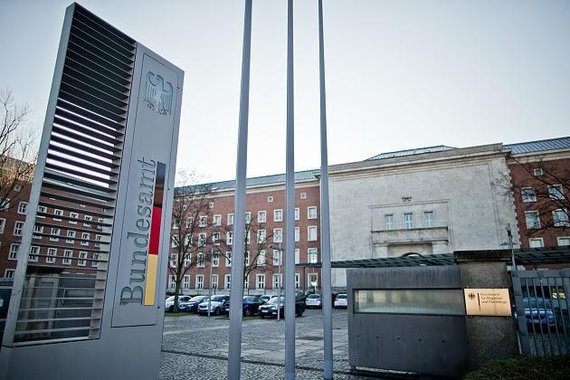Das Bundesamt für Migration und Flüchtlinge in Nürnberg