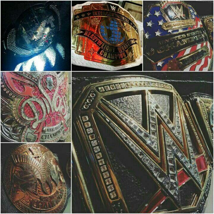 Wwe Championship Title