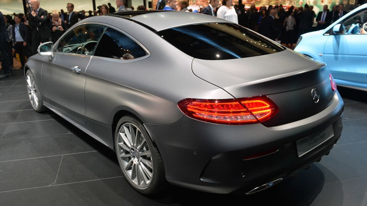 2016 Mercedes C-Class Coupe offers S-Class style on a budget