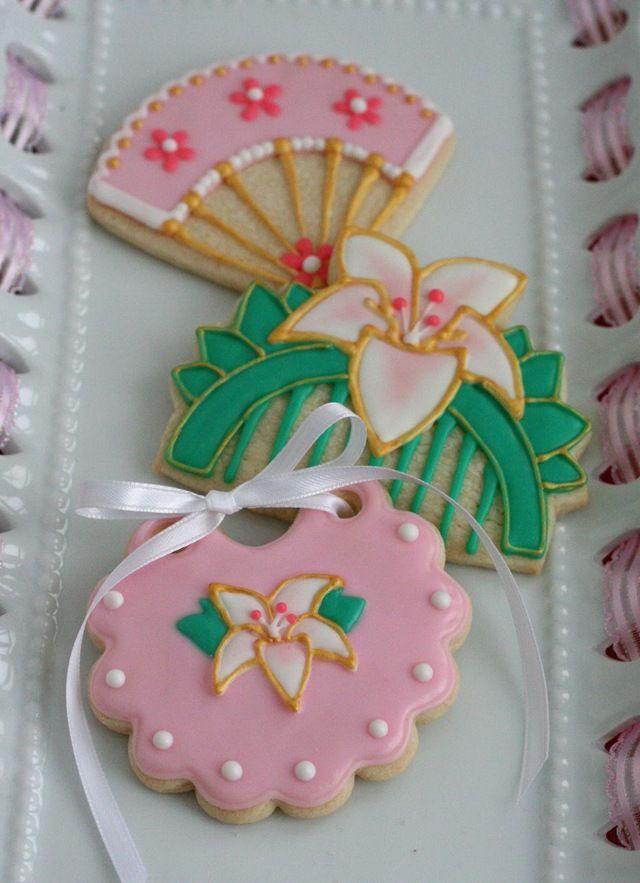 Mulan Cookies Japanese Princess Tea Pinterest Disney