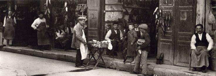 Athinas St. #Monastiraki  Photo on antikleidi.com