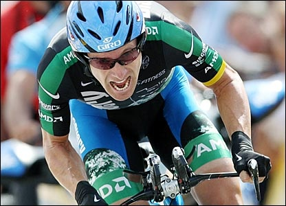 Levi Leipheimer turned pro in 1997 with the Colorado Cyclist team.