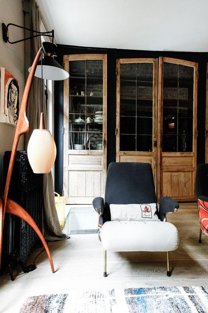 entrée salon Laure Vial du Chatenet