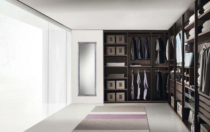 Pass - walk•in closet   Design: Centro Ricerca Jesse