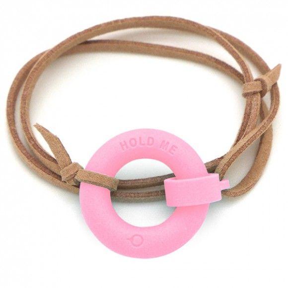 Bracelet Hold Me rose