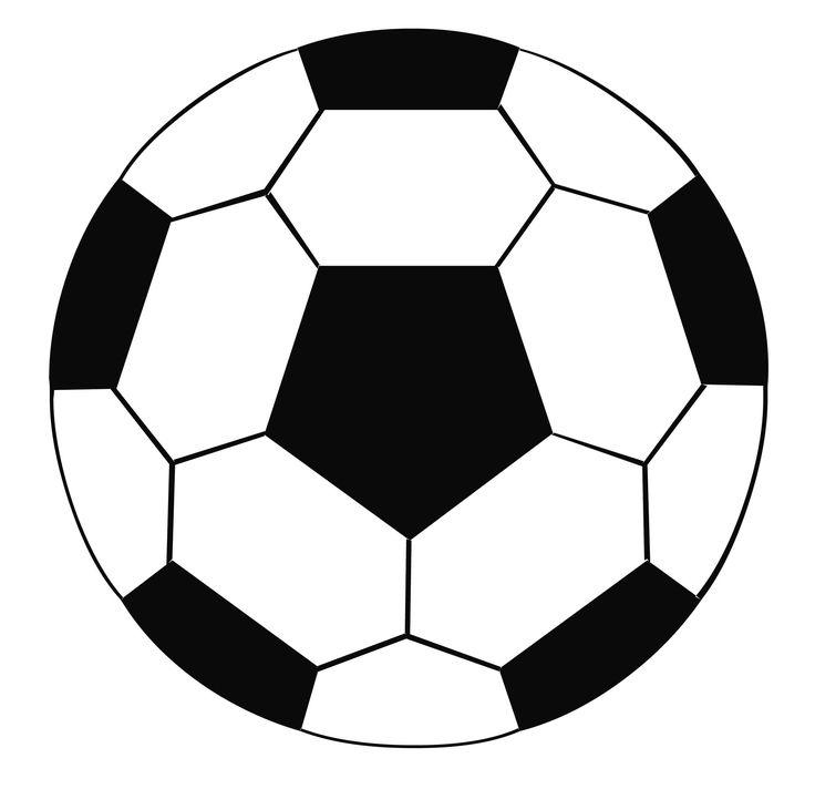 7 best soccer birthday printables images on pinterest football rh pinterest com soccer clip art free images soccer clip art free download