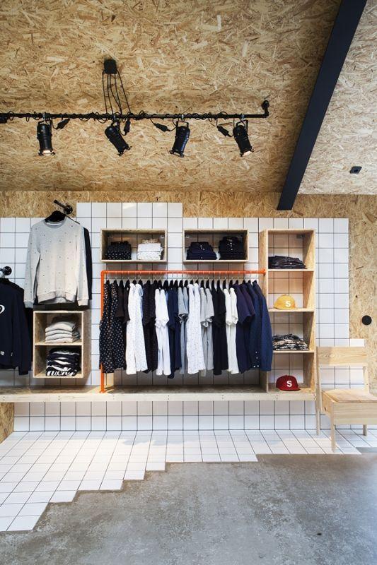 Suit Store by HAF Studio