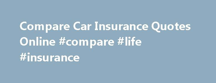 Go compare car insurance quotes ireland