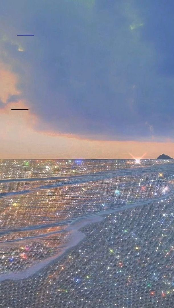 Sparkly Ocean In 2020 Photography Wallpaper Aesthetic Wallpapers Sky Aesthetic