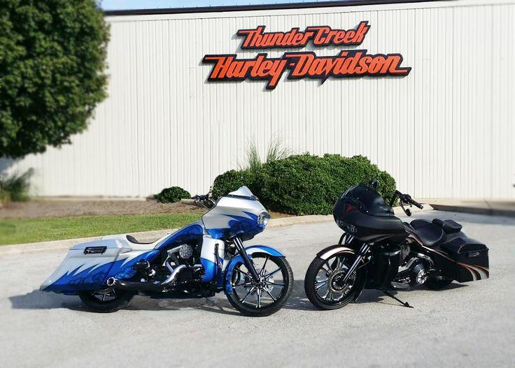 42 best hot bikes at thunder creek harley-davidson images on