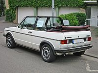 Volkswagen Golf Mk1 - Wikipedia, the free encyclopedia