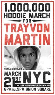A Million Hoodies March for Trayvon Martin - NYC. https://www.facebook.com/events/347784265268106/