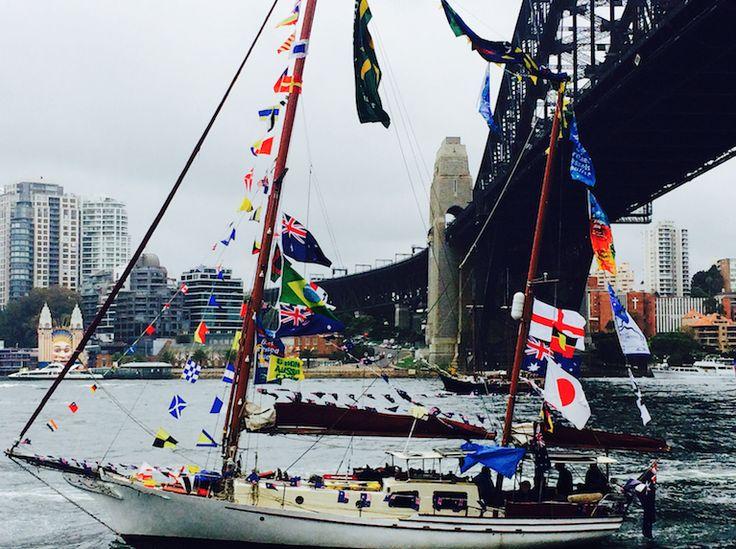 Australia Day, Sydney Harbour, Harbour Bridge
